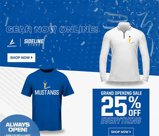 Mountain View Academy Grand Opening New Online Store